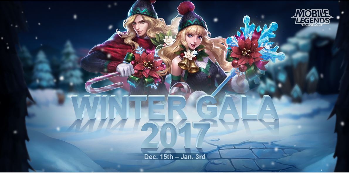 Have Xmas fun in Winter Gala 2017